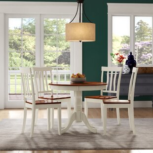 Baconton 5 Piece Dining Set by Charlton Home