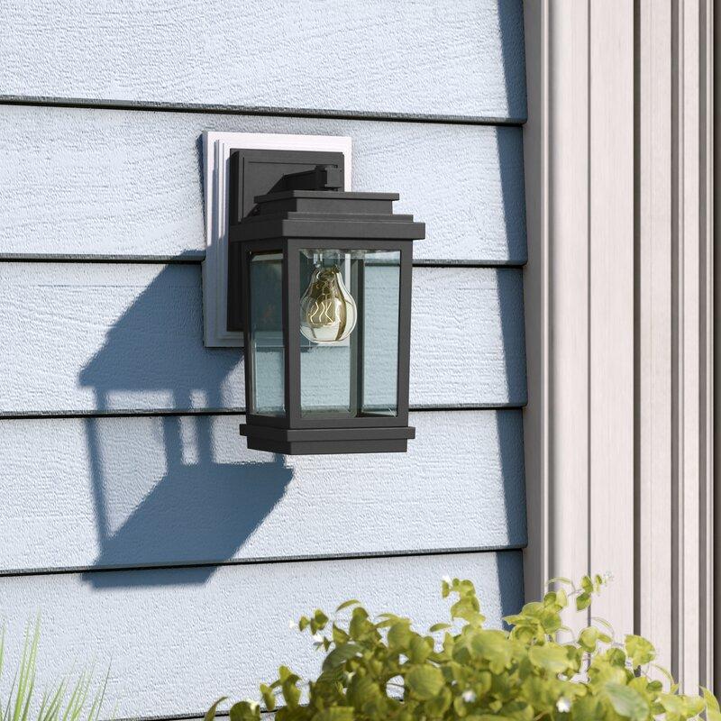 Persil 6-Light Outdoor Wall Lantern | AllModern | persil 1-light outdoor wall lantern