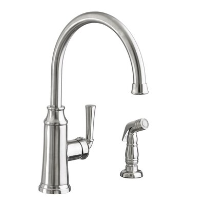 American Standard Portsmouth Single Handle Kitchen Faucet