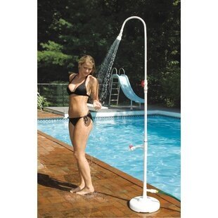 PVC Freestanding Outdoor Shower By Swimline