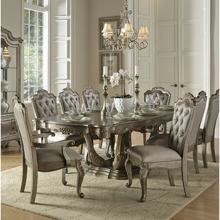 Shockley Extendable Dining Table Astoria Grand