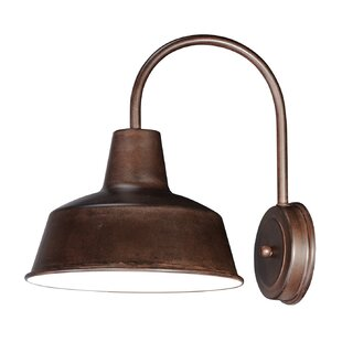 Compare & Buy Bernadine Outdoor Barn Light By Gracie Oaks