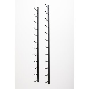 Wall Series 30 Bottle Wall Mounted Wine B..