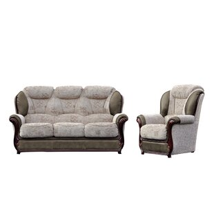 Kissell 2 Piece Sofa Set By Ophelia & Co.