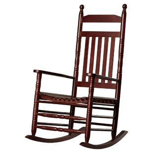 Charlton Home Donegan Adult Rocking Chair