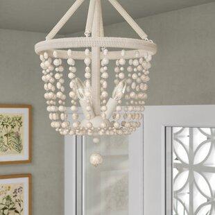 Faun 3-Light Lantern Pendant By Mistana Ceiling Lights