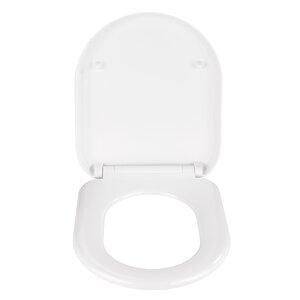 Harter WC-Sitz Santana Rund von Wenko