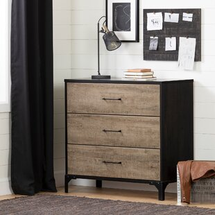 Valet 3 Drawer Chest