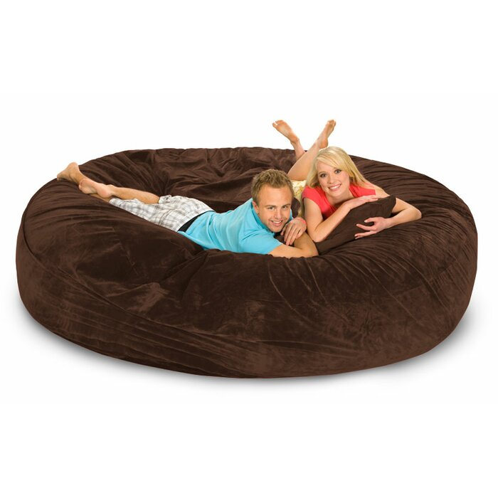 Superb Giganti Extra Large Bean Bag Sofa Camellatalisay Diy Chair Ideas Camellatalisaycom