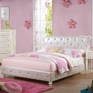 pink bedroom sets. Dorothy Panel Configurable Bedroom Set Pink Kids  Sets You ll Love Wayfair