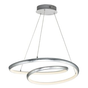 Orren Ellis Semple 1-Light LED Novelty Pendant