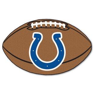 NFL - Indianapolis NCAAts Football Mat ByFANMATS