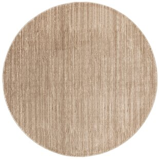 Harloe Light Brown Indoor Area Rug by Zipcode Design