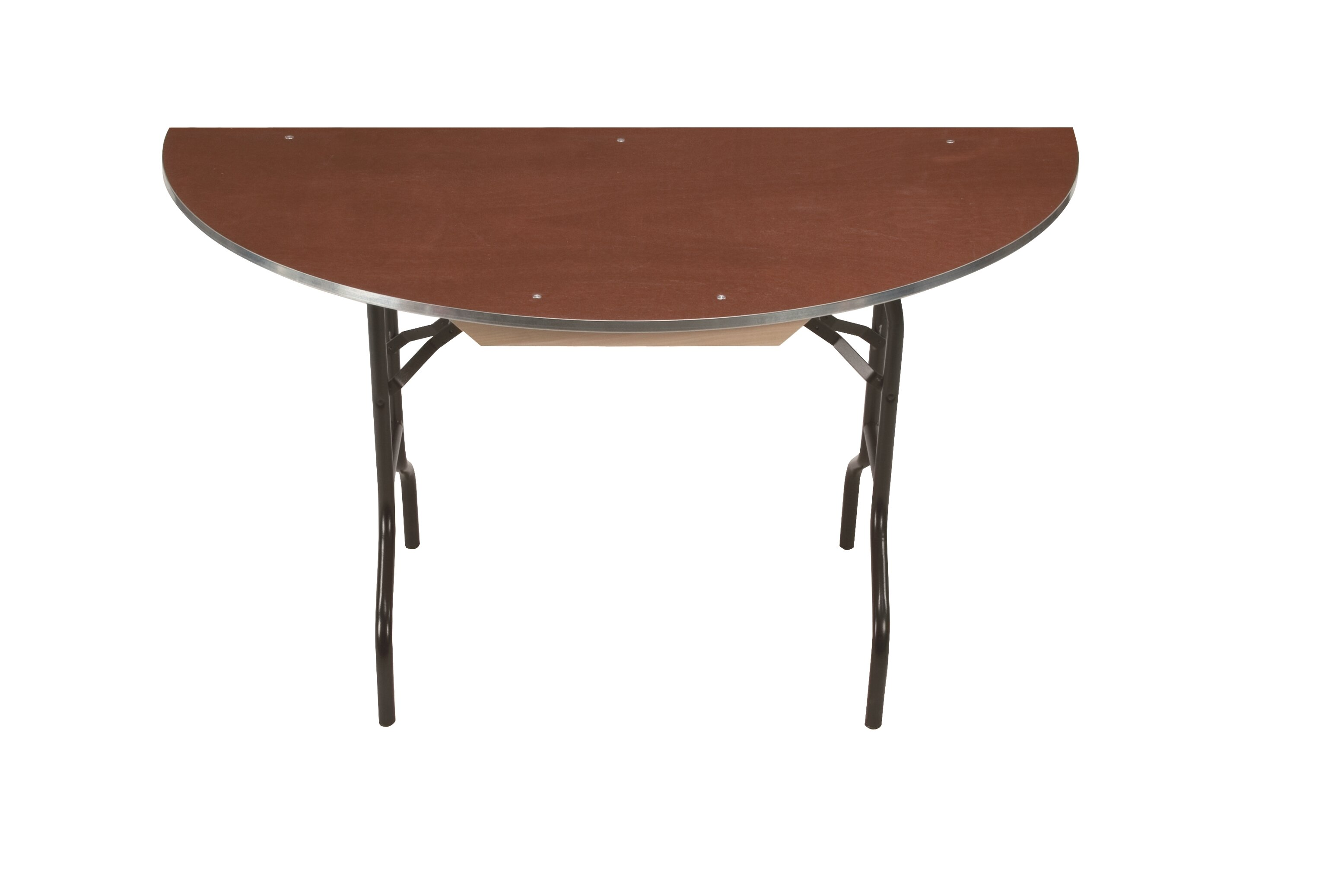 Midwest Half Round Conference Table | Wayfair