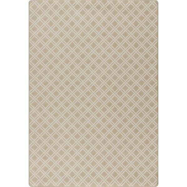 Milliken Canova Lattice Beige Area Rug Wayfair