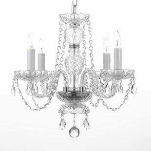House of Hampton Keeton 4-Light Candle St..