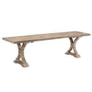 Windsor Wood Bench by Birch Lane? Heritage