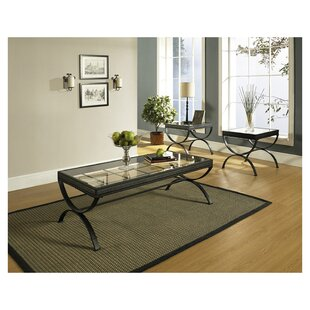 Balch 3 Piece Coffee Table Set