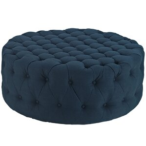Amour Ottoman by Modway