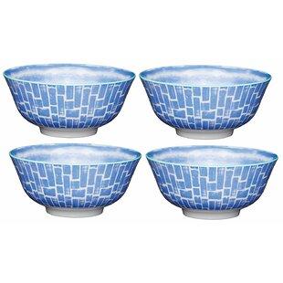 500ml Glazed Stoneware Soup Bowl (Set Of 4) By KitchenCraft