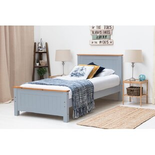 Franklin Wooden Bed Frame By Brambly Cottage