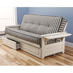 Check Prices Lebanon Futon and Mattress by Red Barrel Studio Reviews (2019) & Buyer's Guide
