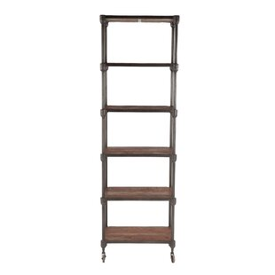 Christmas Industrial Etagere Bookcase