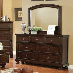 Kellen 7 Drawer Double Dresser by Alcott Hill