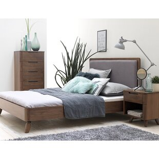Online Reviews Cottle Upholstered Platform Bed by Corrigan Studio Reviews (2019) & Buyer's Guide