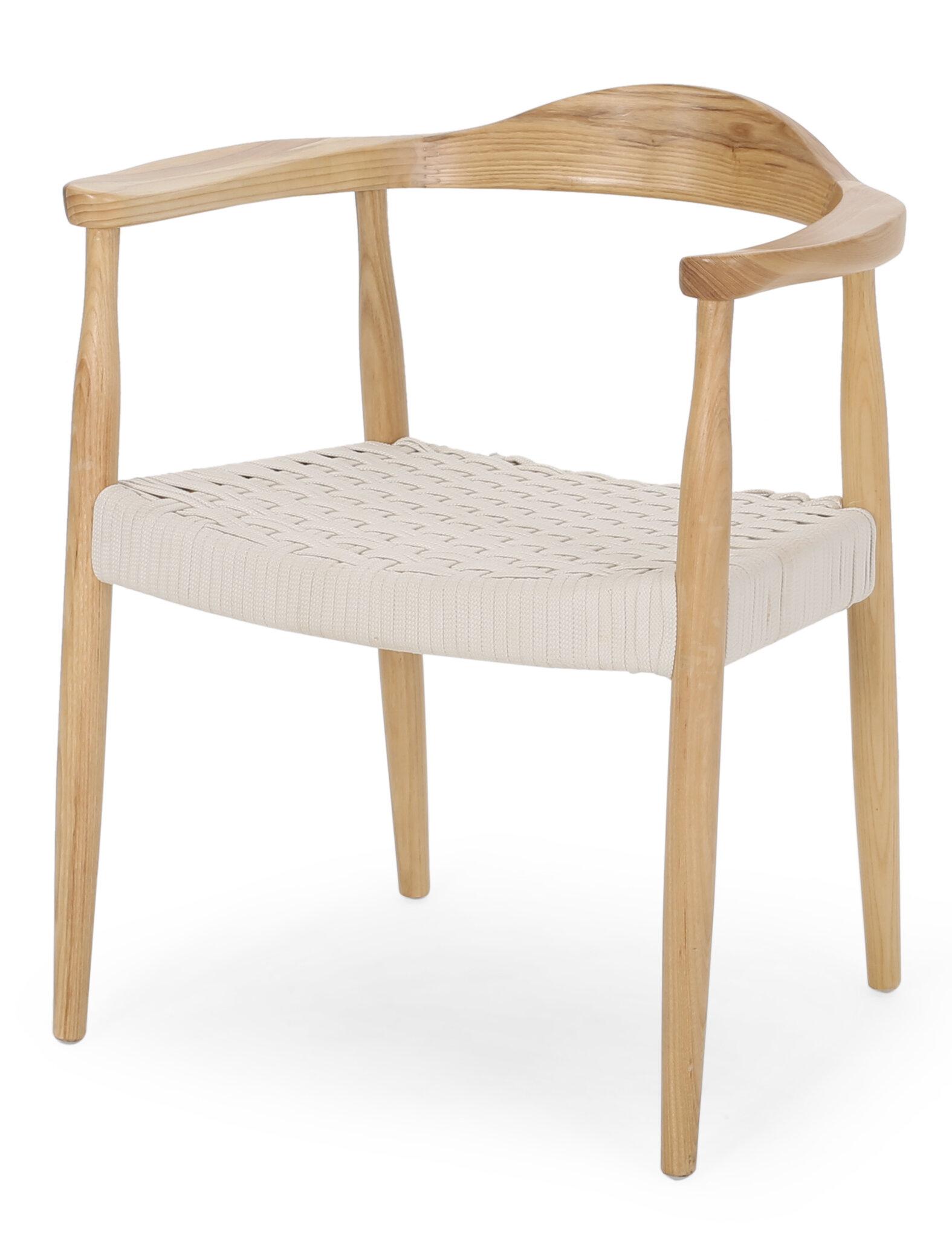 New Mid Century Chair Wood