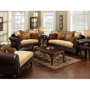 Inexpensive Freddie Configurable Living Room Set by Astoria Grand Reviews (2019) & Buyer's Guide