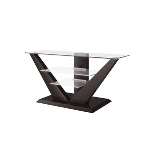 Maloy High Gloss TV Stand for TVs up to 65
