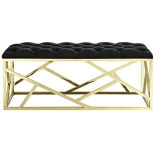 Modern Black Bedroom Benches | AllModern