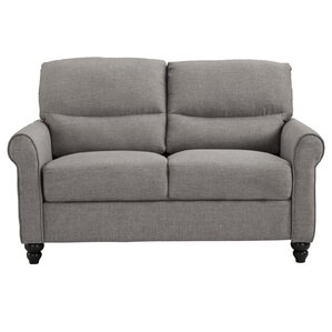 Derry Loveseat by Three Posts