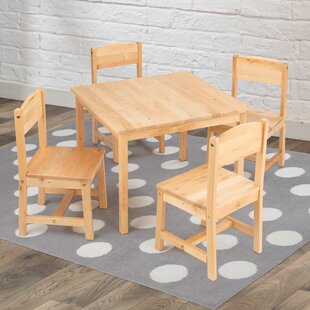 Farmhouse Table Chairs | Wayfair