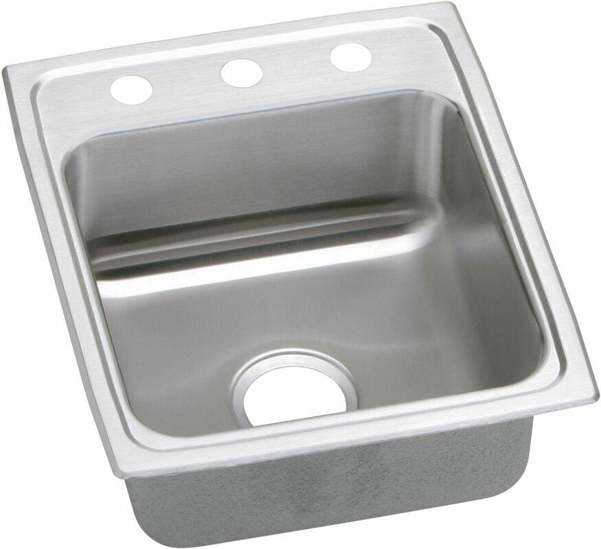20 Kitchen Sink Elkay pacemaker 17 x 20 single bowl kitchen sink reviews wayfair pacemaker 17 x 20 single bowl kitchen sink workwithnaturefo