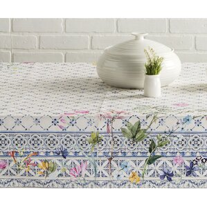 Faience Tablecloth
