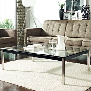 Rectangle Coffee Table by Modway