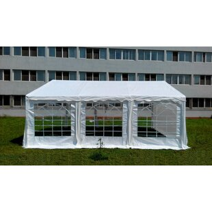20 Ft. W x 20 Ft. D Steel Party Tent by American Phoenix
