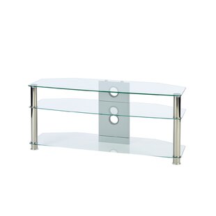 Greeley Glass TV Stand For TVs Up To 39