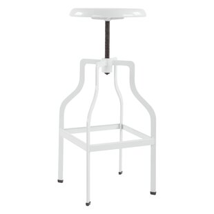 Compton Adjustable Height Swivel Bar Stool