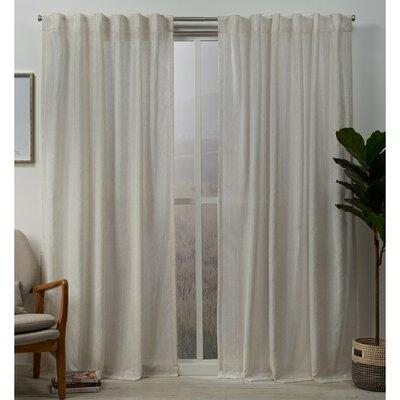 Linen Curtains Amp Linen Drapes You Ll Love In 2019 Wayfair