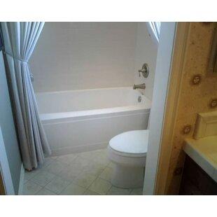 Savings Builder Regan 54 x 36 Soaking Bathtub ByHydro Systems