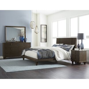 Old Down Panel Configurable Bedroom Set by Union Rustic