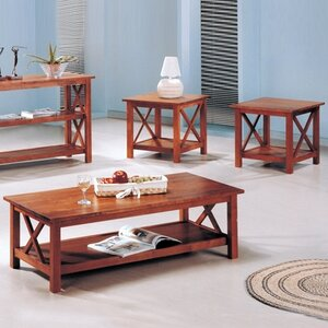 Donny 3 Piece Coffee Table Set