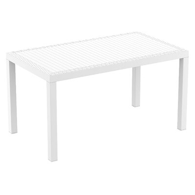 Diaz Rectangular 29 Inch Table by Wrought Studio Looking for