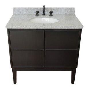 Embassy 37 Single Bathroom Vanity Set by Gracie Oaks