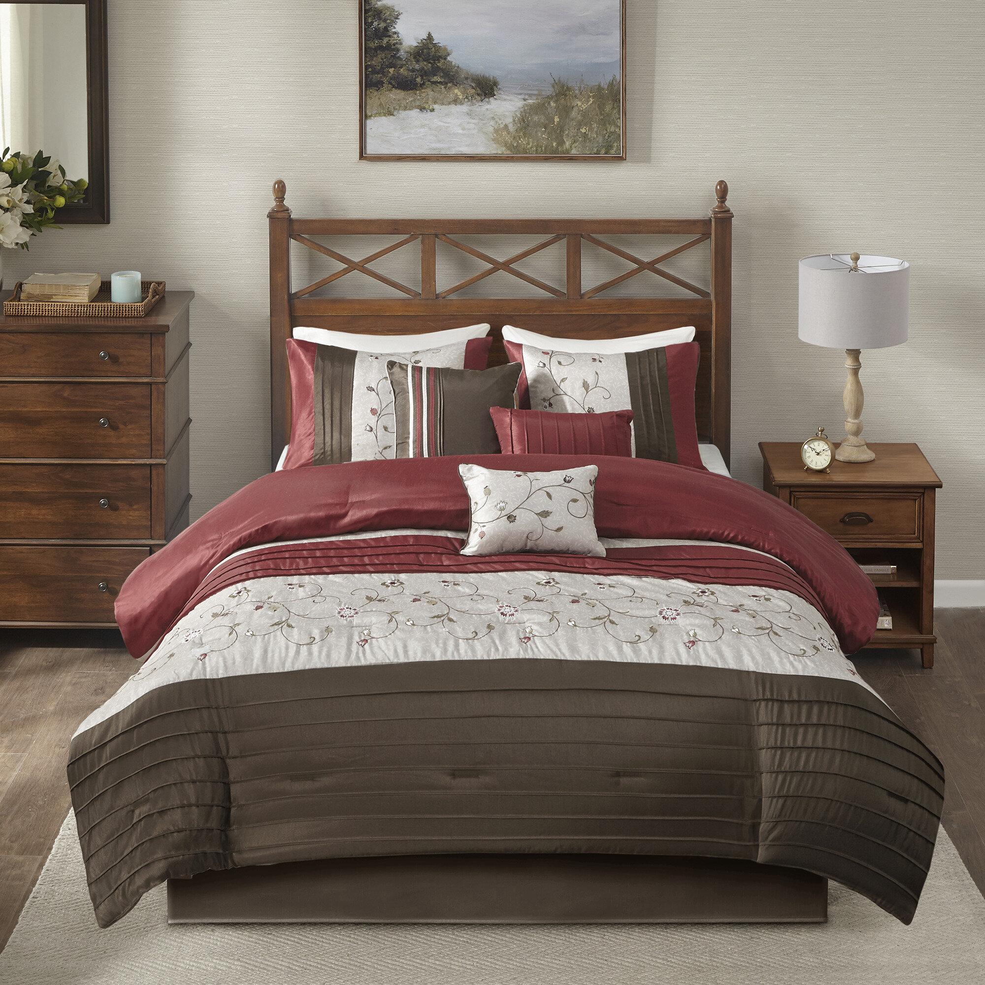 Queen Red Comforters Sets You Ll Love In 2021 Wayfair