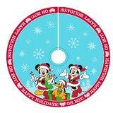 Mickey and Minnie Tree Skirt