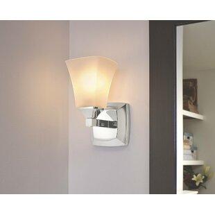Voss 1-Light Bath Sconce by Moen